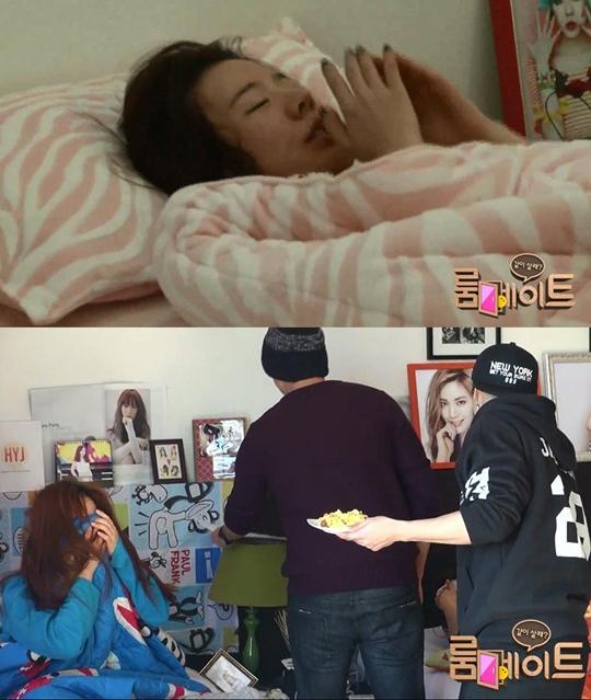 Taecyeon-Roommate-3