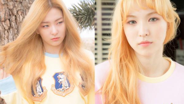Seulgi-Wendy-Red Velvet