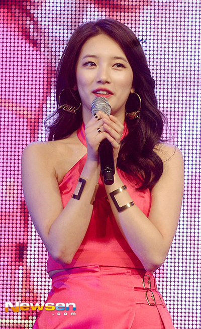 Suzy-comeback showcase
