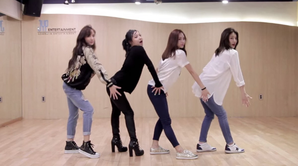 miss A-Only You-Dance Practice
