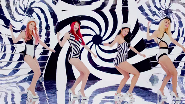 girls day_mv_ring my bell
