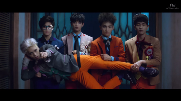 shinee_mv_married to the music
