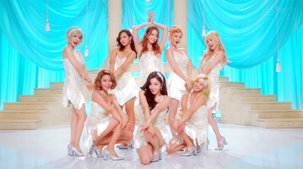 snsd-lion heart-teaser-mv
