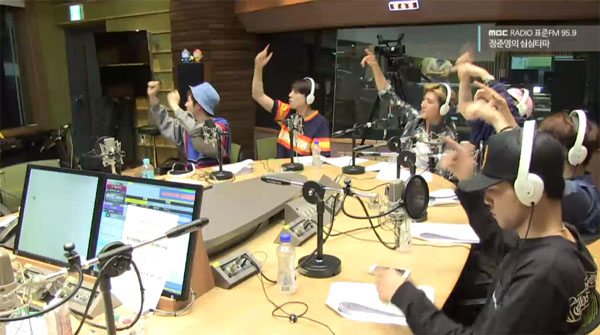 day6-radio show