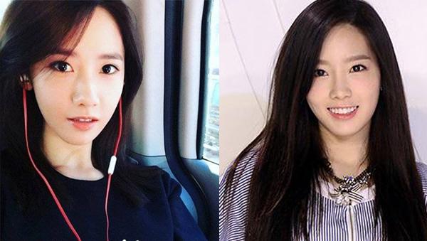 Yoona-Taeyeon