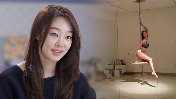 choi yeo jin-pole dance