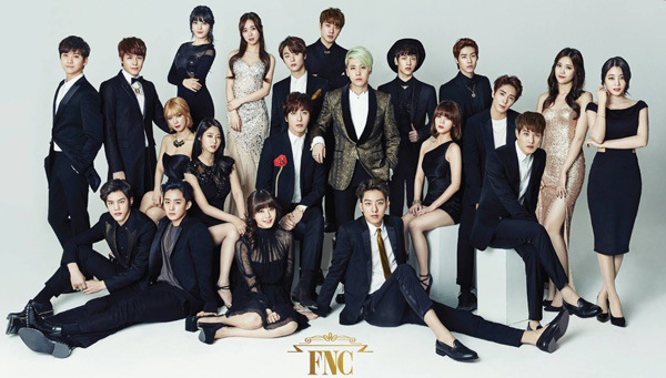 FNC Entertainment-kingdom