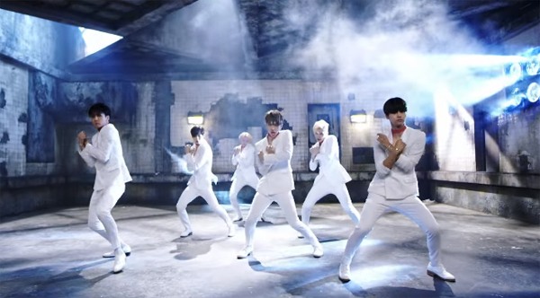 VIXX-MV-Chained Up