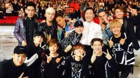 BIGBANG-PSY-MONSTA-X