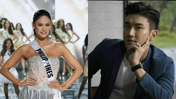 chris evans dating pia wurtzbach What unfolded was the most cringeworthy thing to watch in recent memory: miss philippines, pia alonzo wurtzbach, didn't know what to do, then walked up to where miss colombia had been chris evans and his brother test how well they know each other, and now we know more than we should.