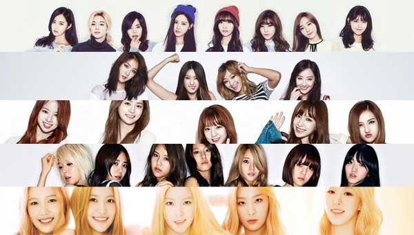 girls group-best-2015