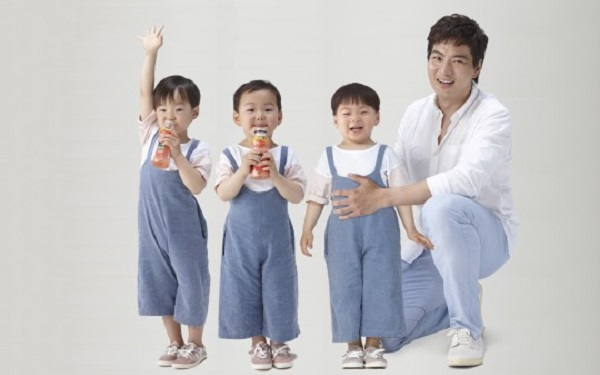 song-il-gook-triplets