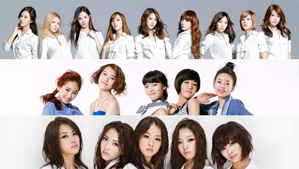 3-girls group-popular