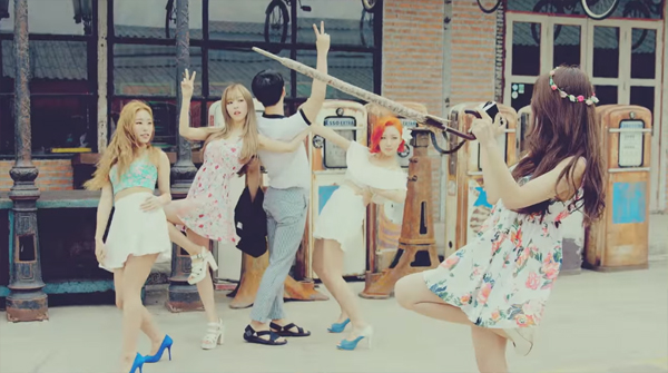 MAMAMOO-mv-your is the best