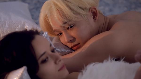 Nam Taehyun-Topless