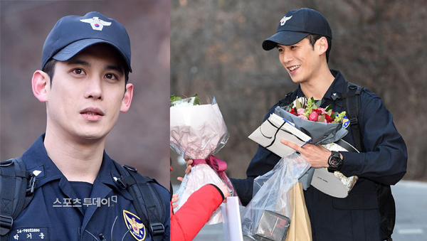 Park Ki Woong-discharged