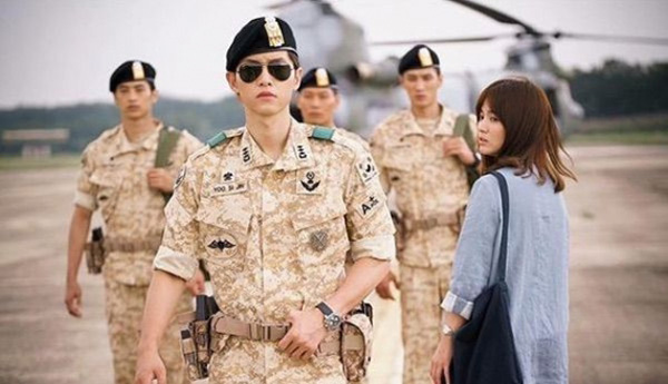 descendants of the sun-2016-2