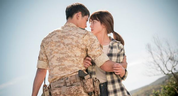 descendants of the sun-2016