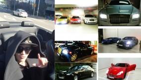 junsu-car-collection