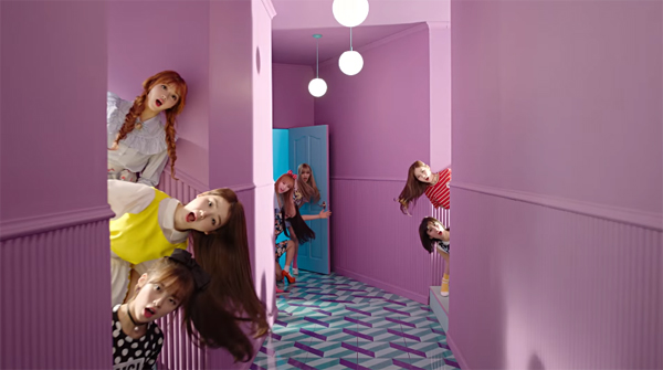oh my girl-mv-liar liar