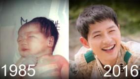 song joong ki-childhood-photo