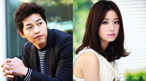 song joong ki-dating rumor-ruby lin