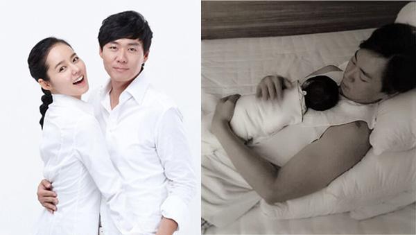 Han gain- Yeon Junghoon-Baby