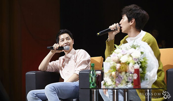 Song Joongki- Lee Kwangsoo