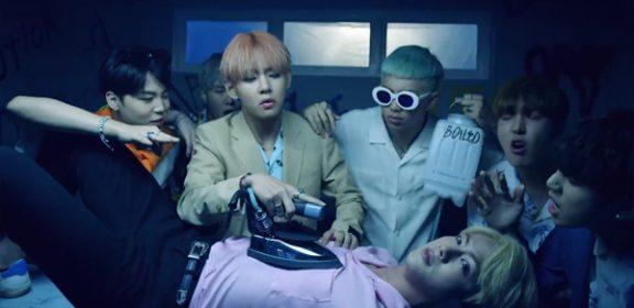 BTS-MV-Fire