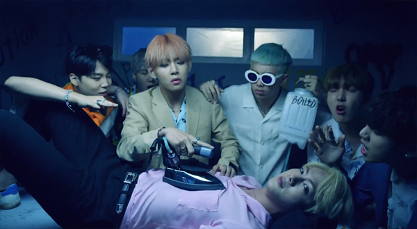 BTS-MV-Fire
