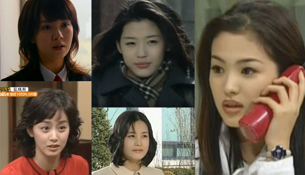 Jun Jihyun-Song Hyekyo-Song Jihyo-Lee dahae-Kim Taehee