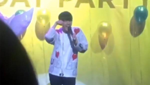 baekhyun-shy shy shy