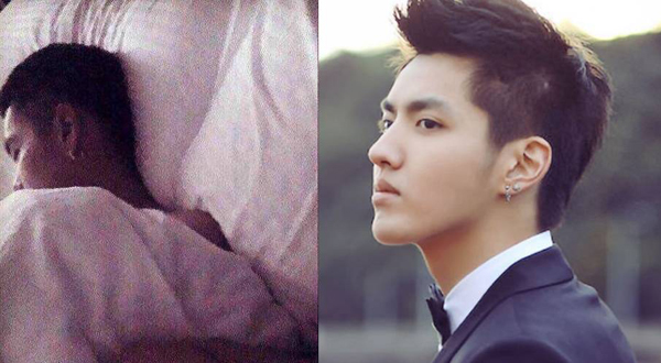 kris-ex girlfriend-rumor