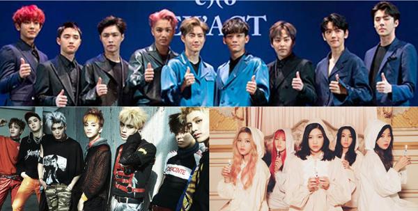 EXO-NCT-127-Red-Velvet-Girls-Generation