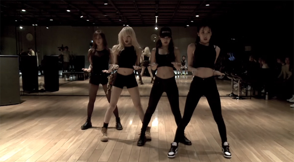 blackpink-dance practice