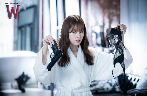 """ผลการค้นหารูปภาพสำหรับ Han Hyo Joo — """"W"""" MBC"""