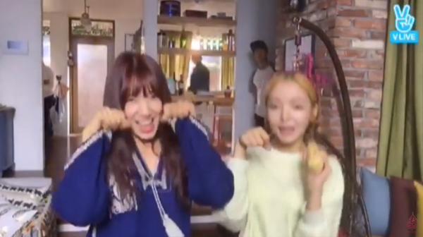 park shin hye-dance-cheer up