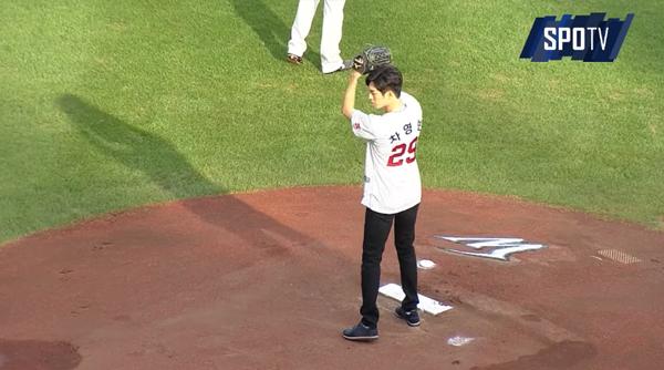seo kang jun-1st pitch