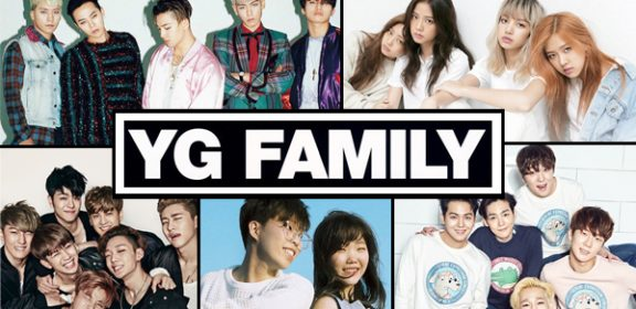 YG FAMILY-2016-PLAN