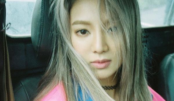 Snsd hyoyeon 2018 photoshoot